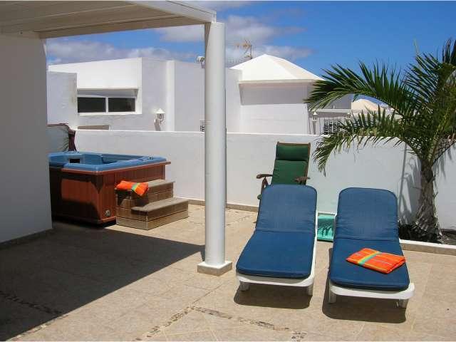Terrace - Villa Isis, Costa Teguise, Lanzarote